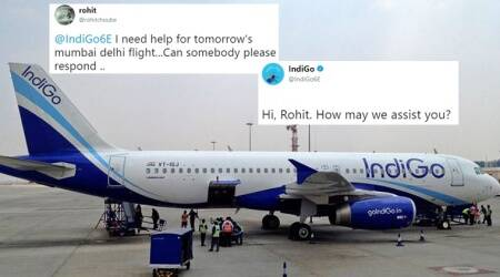 IndiGo staff assault: This Twitter user asking the airline for help has left people in splits