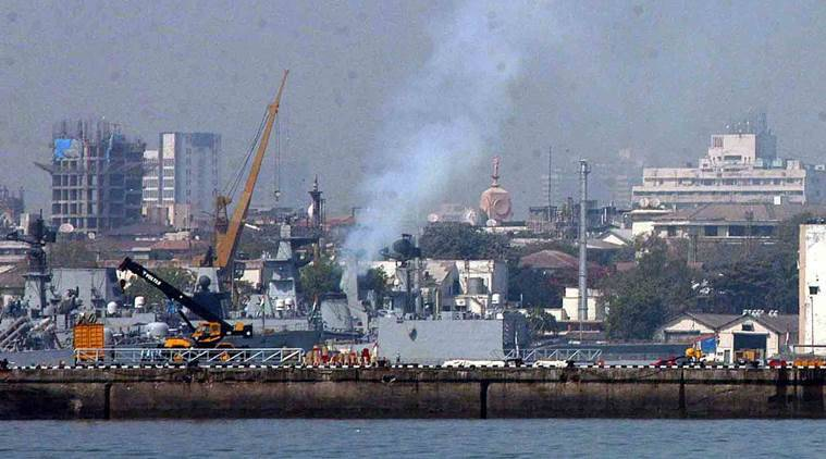 ins vindhyagiri, mv nordlake, paradise papers, indian navy, merchant vessel, indian express