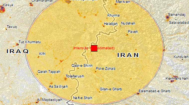 iran earthquake, iraq earthquake, tehran, kurdistan, baghdad