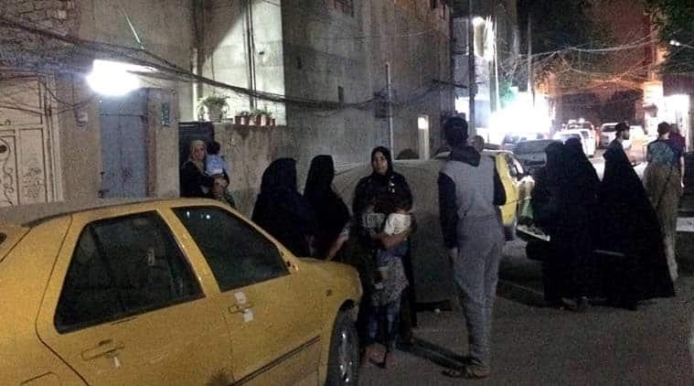 iran earthquake, iraq earthquake, tehran, kurdistan, baghdad