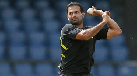 Irfan Pathan has a cheeky response after being mistaken for actor Irrfan Khan