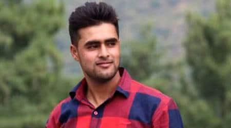 Jammu and Kashmir, J-K militant arrested, Irfan Dar murder, murder of soldier on leave, J-K police, India news, Indian express news