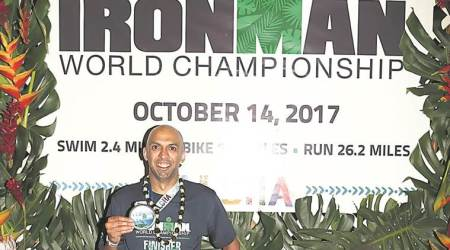 Kaustubh Radkar, Ironman World Championship, indian ironman world champion, pune news, pune