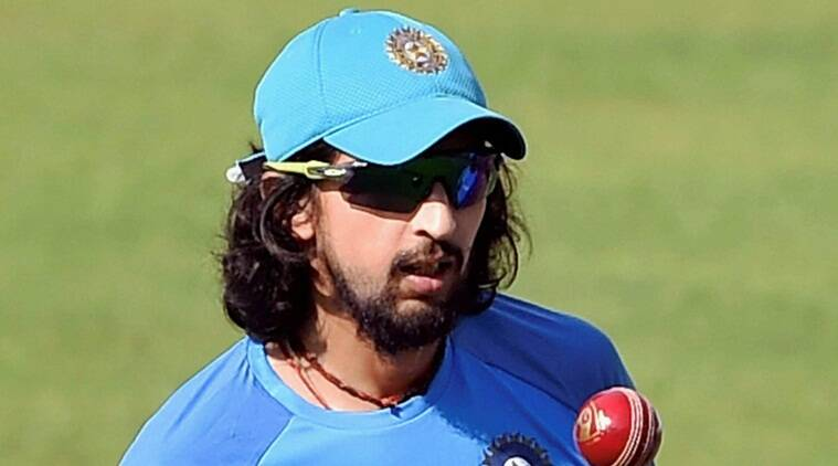 Pacer Ishant Sharma released from India Test squad