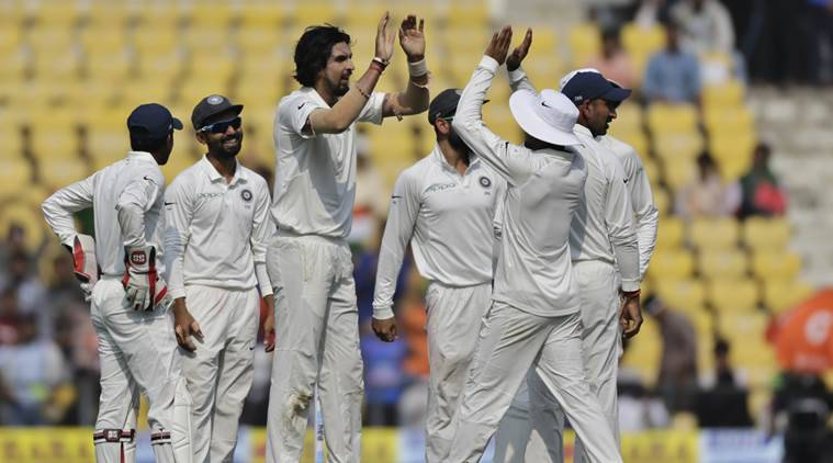Sri Lank in need of miracle to save Nagpur Test