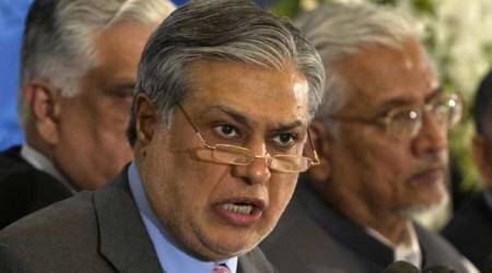 Pakistan Election Commission suspends former finance minister senate membership