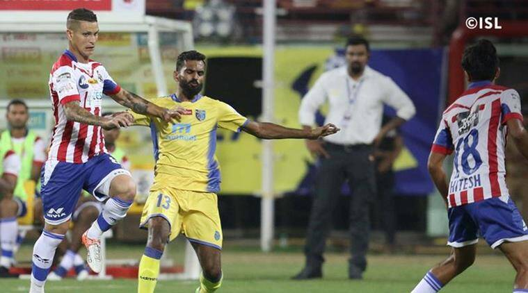 ISL 2017 -18, Indian Super League 2017-18, Kerala Blasters vs ATK ISL Live, ISL Live Score, Kerala Blasters vs ATK live, Kerala Blasters vs ATK Live Match Updates, Live Football Score, ISL Live Football Match