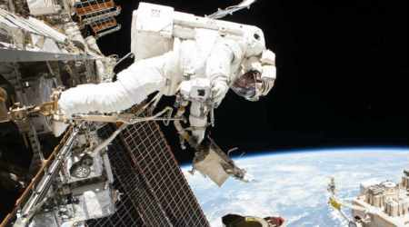 NASA to launch sensor to measure space debris around ISS, reduce risk to human life