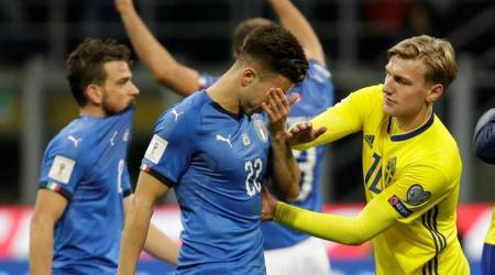 Last time Italy missed the FIFA World Cup, Pele made hisdebut