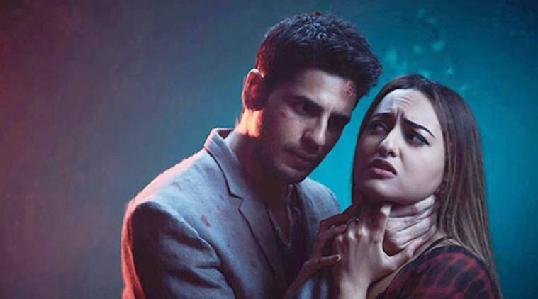 ittefaq review, ittefaq movie review, ittefaq ratings, sidharth malhotra, sonakshi sinha