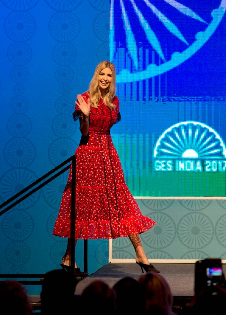 From Tory Burch To Saloni Here S A Look At Ivanka Trump S