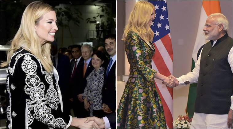 Ivanka Trump visit to India