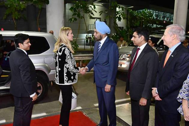 global entrepreneur summit 2017, ivanka trump, ges 2017, ivanka trump in india, ivanka-modi, india news