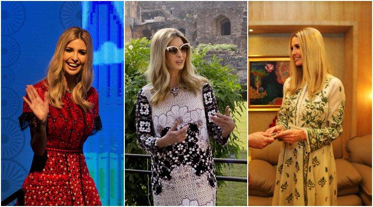 6205f4885ce6 From Tory Burch to Saloni  Here s a look at Ivanka Trump s wardrobe ...