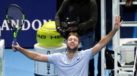 ATP Finals: Jack Sock stuns Alexander Zverev to prolong London adventure, Roger Federer matches on