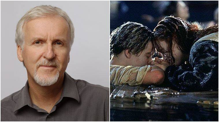 James Cameron Battle Angel Alita Trailer >> James Cameron explains why Jack couldn't share the wooden door with Rose in Titanic ...