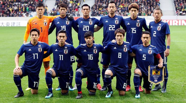 Japan, FIFA 2018 World Cup, Saudi Arabia, Australia