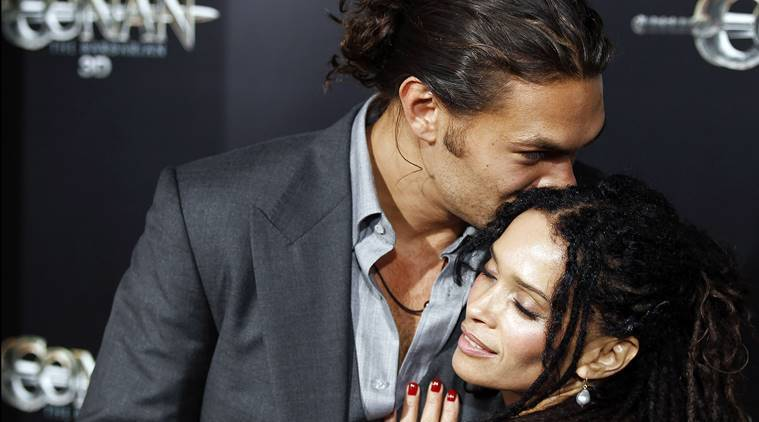 Jason Momoa, Justice league, lisa bonet, jason momoa lisa bonet, jason momoa justice league