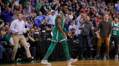 NBA: After friend's death, Jaylen Brown fuels Boston Celtics win over Golden State Warriors