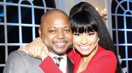 nicki minaj brother, jelani miraj, jelani miraj convicted, nicki minaj convicted, nicki minaj rape case convicted, jelani maraj, entertainment news, indian express news