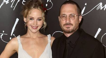 Did bad reviews for Mother affect Jennifer Lawrence-Darren Arofnosky relationship?
