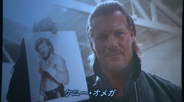 NJPW: Chris Jericho Will Face Kenny Omega At Wrestle Kingdom 12