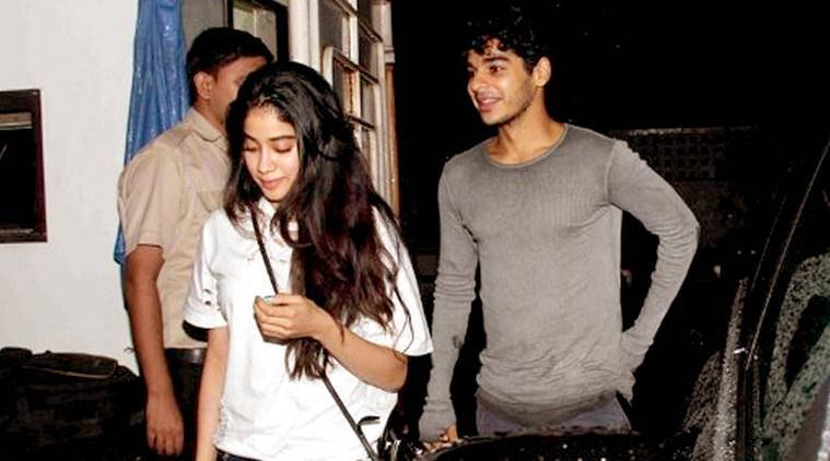 Jhanvi Kapoor to debut opposite Ishaan Khattar in Sairat