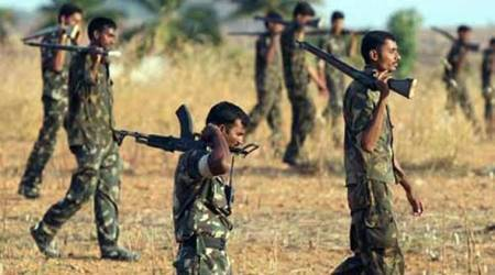 Jharkhand: 4 CRPF jawans injured in IED blast in Latehar during encounter with Maoists