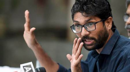 Non-bailable warrant against Jignesh Mevani