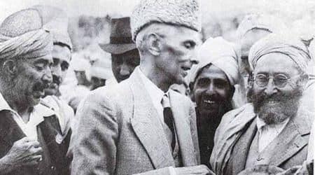 Jinnah's photo in Faizabad jail event sparks row