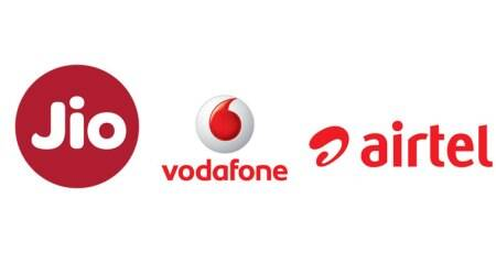 Vodafone, Airtel and Reliance Jio prepaid recharge plans: Top offers with 1GB daily data, unlimited calls