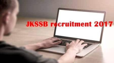 jkssb, ssbjk, jkssb.nic.in, jkssb recruitment 2017, jkssb recruitment, www.jkssb.nic.in, govt jobs, indian express