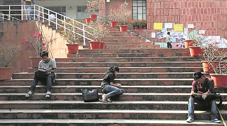 jnu, jnu campus internet, jnusu, jawaharlal nehru university, jnu students union, jnu latest news, indian express