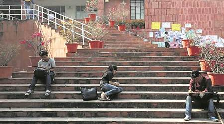 JNU students allege sexual harassment by professor