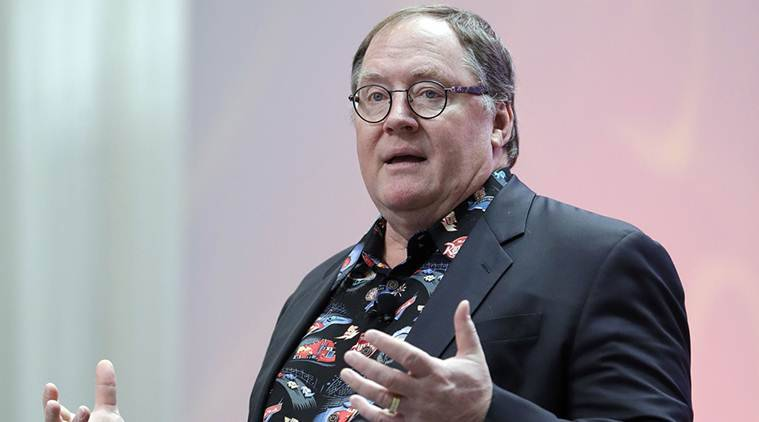 Pixar co-founder John Lasseter takes leave of absence, citing 'missteps'