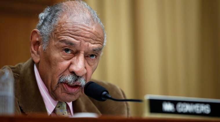 John Conyers resigns from US Congress amid harassment allegations