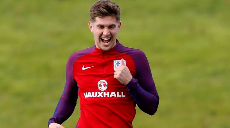 Tough start at Manchester City made me stronger, says John Stones