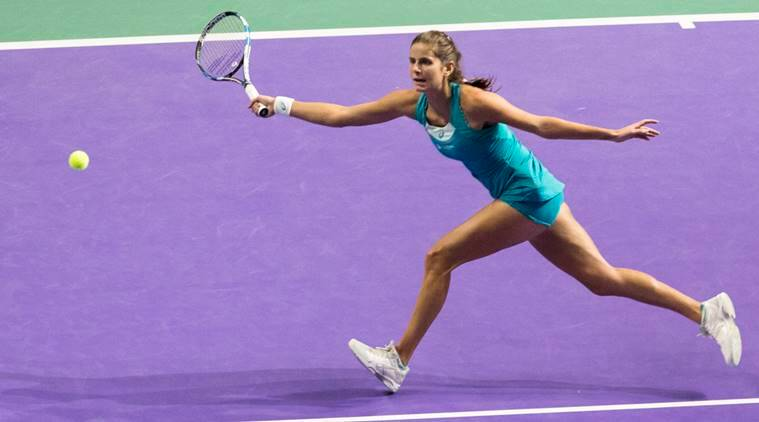 CoCo Vandeweghe, Julia Goerges, WTA Elite Trophy, WTA Elite Trophy Final, Tennis news, Indian Express