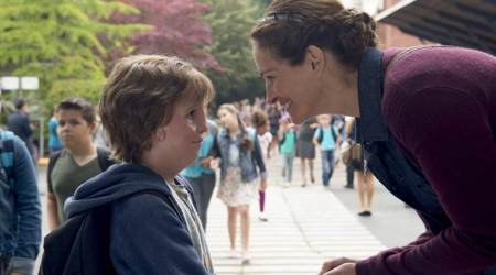 To me Wonder is a superhero movie because Auggie is a superhero: Julia Roberts
