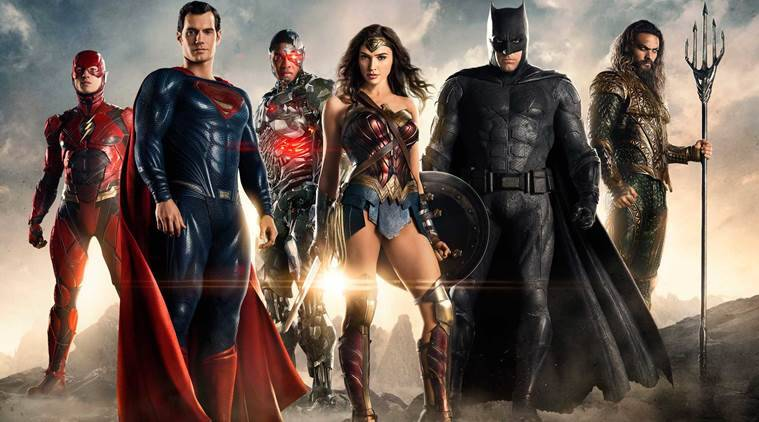New 'Justice League' Concept Art Features Batman, Flash, & Cyborg