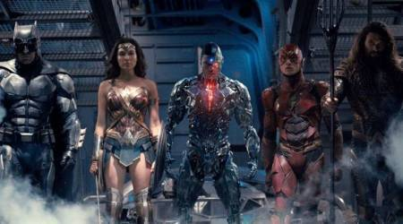 Justice League: New clips shed light on the superheroes and its big villain Steppenwolf