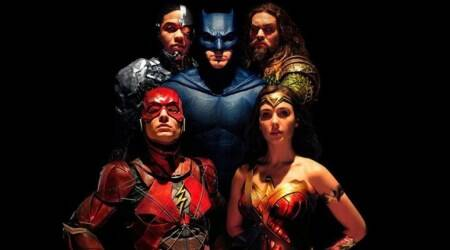 justice league post credits scenes, cast, superheroes