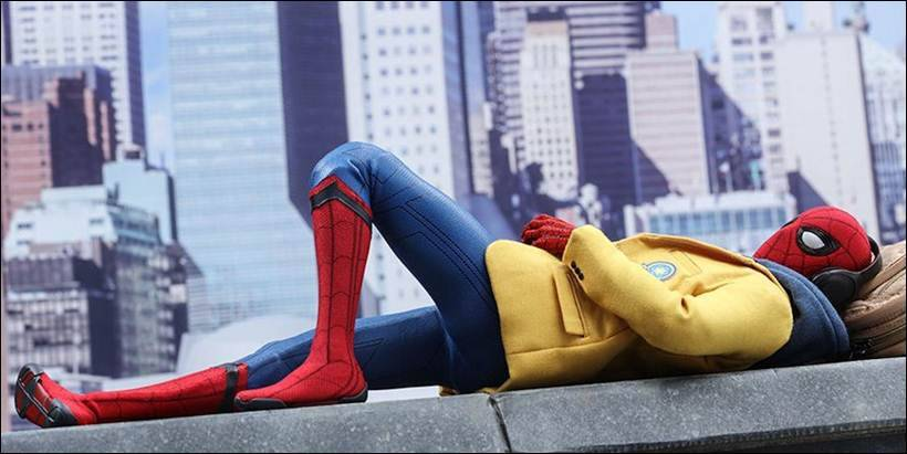 spiderman homecoming box office in india