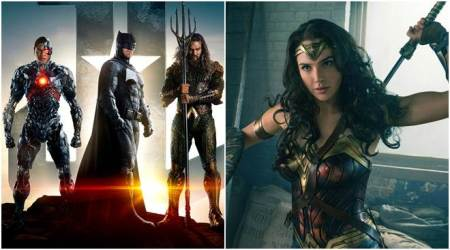 Gal Gadot's second film Justice League will release tomorrow.