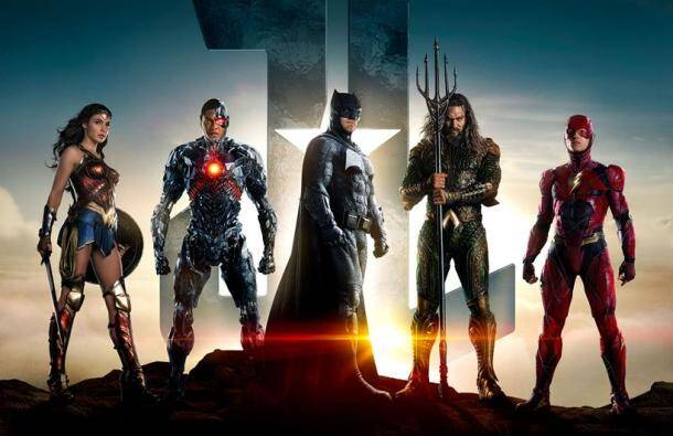 Justice League will be releasing tomorrow.