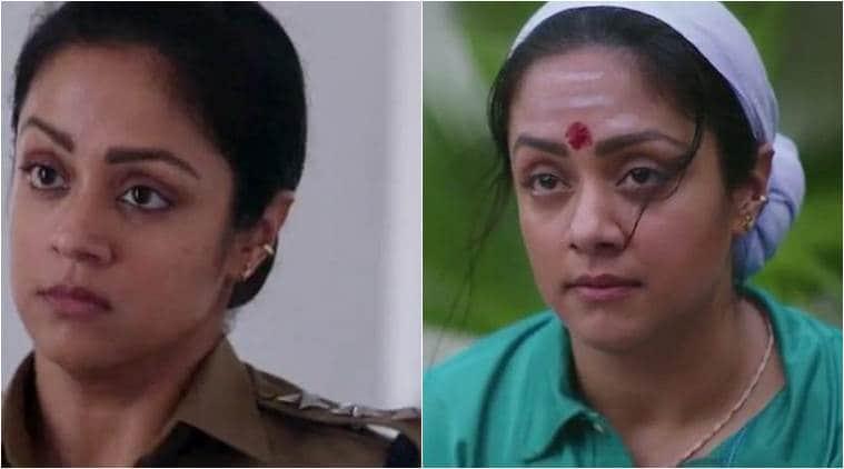 jyothika in nachiyaar teaser