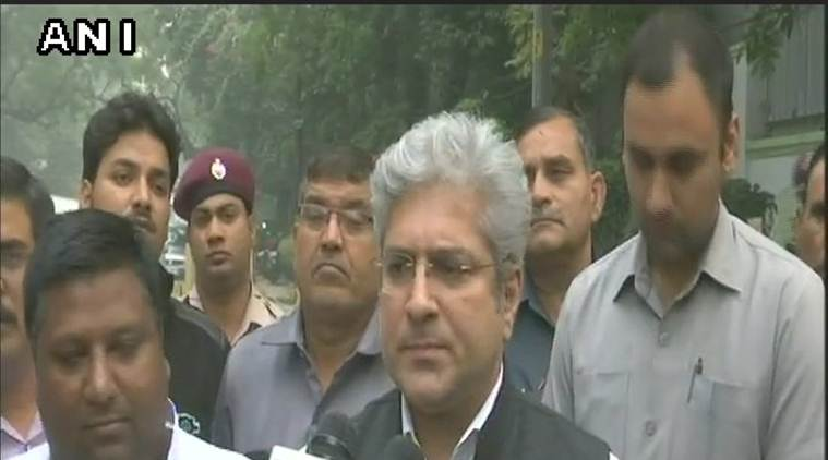 "Delhi government ""fully prepared"" to combat air pollution, says Transport minister Kailash Gahlot"
