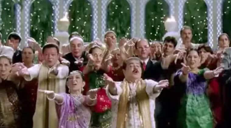 Kal Ho Naa Ho was produced by Karan Johar and starred Shah Rukh Khan, Preity Zinta and Saif Ali Khan.