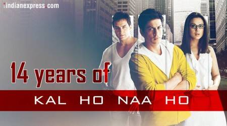 Kal Ho Naa Ho was produced by Karan Johar and starred Shah Rukh Khan, Preity Zinta and Saif Ali Khan.
