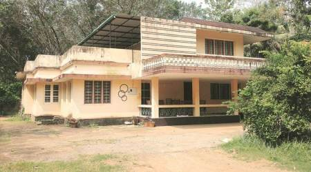 The house in Kandanad